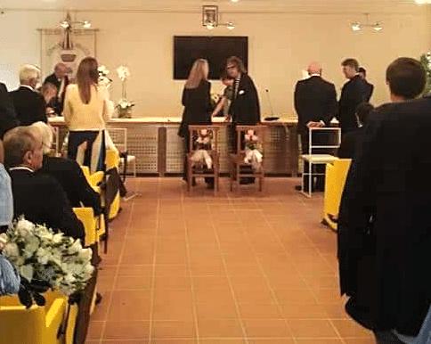 Gigi Marzullo si sposa, celebra Ciriaco De Mita