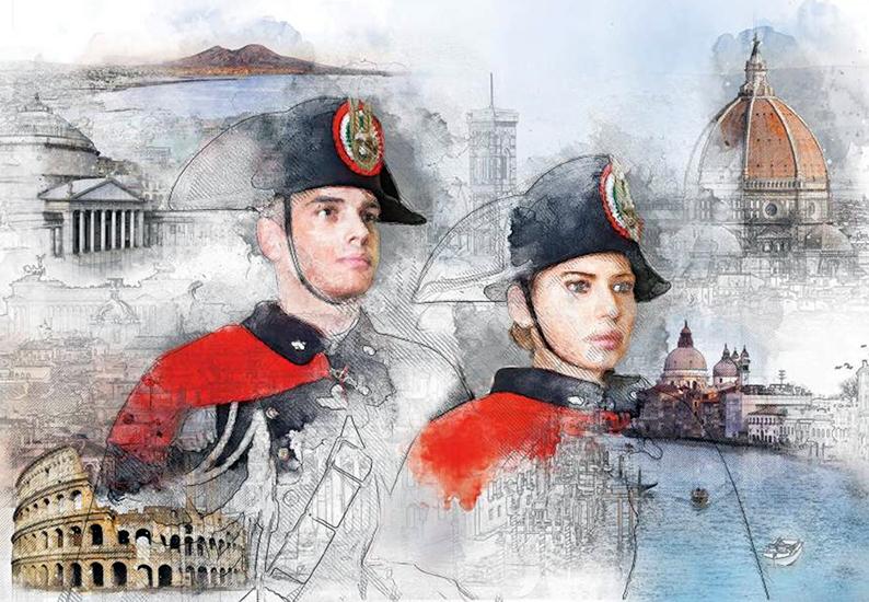 Calendario Storico Carabinieri 2020.Avellino Presentati Calendario Storico 2019 E Agenda Dell